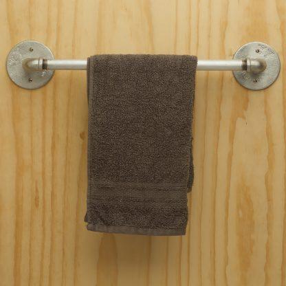 Industrial Plumbing Pipe Towel Rail