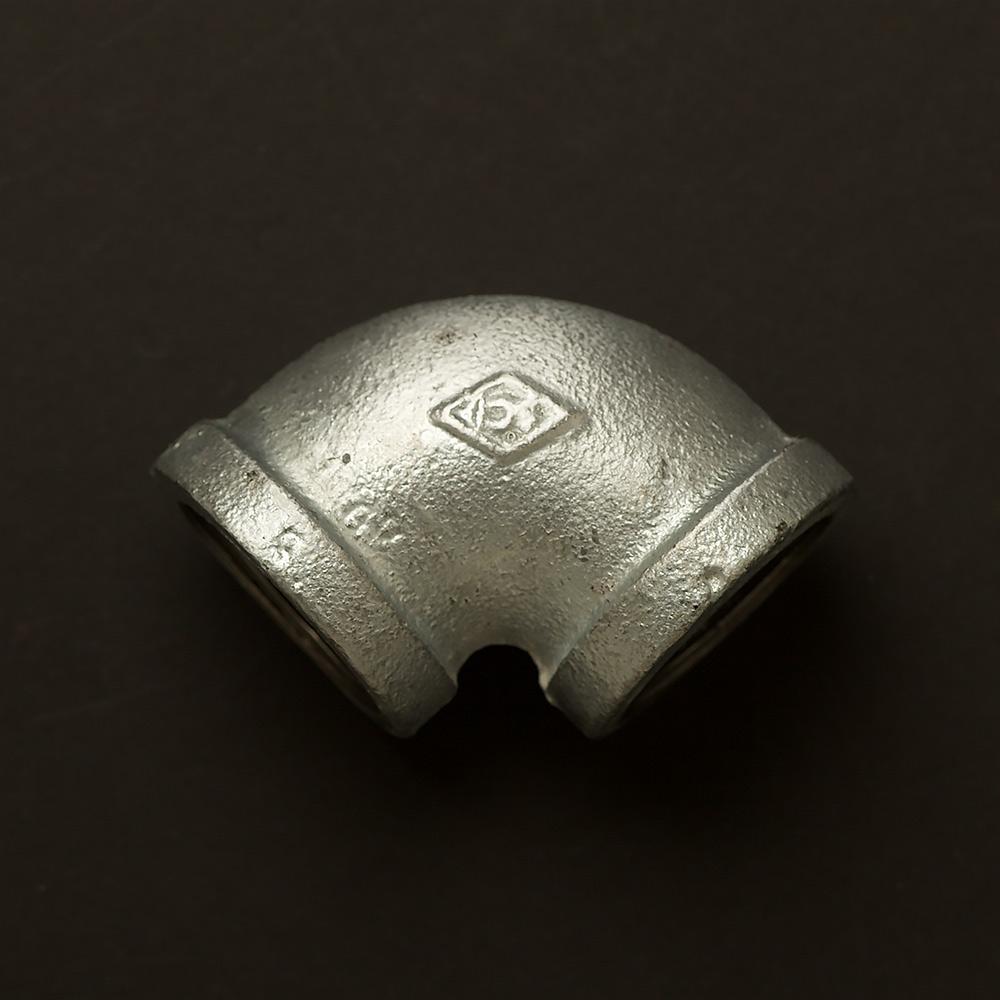 1 Inch Gal 25mm 90 Degree Elbow Fitting F Amp F