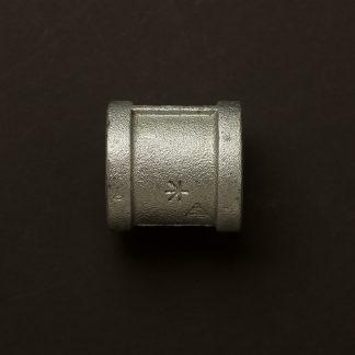 1 Inch Gal 25mm Socket Coupler Fitting F&F