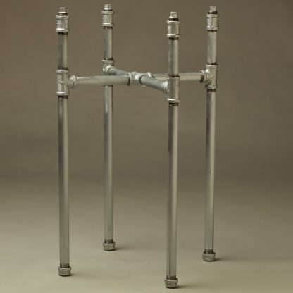 350mm Industrial Plumbing Pipe Plant Stand