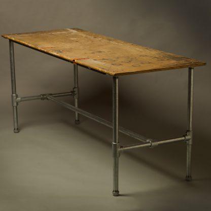 Trestle table legs DIY kit