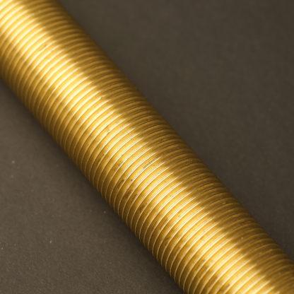 One inch Solid Brass 25mm nipple M&M